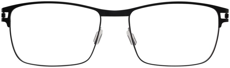 Prescription Glasses Model Art325-Black-FRONT