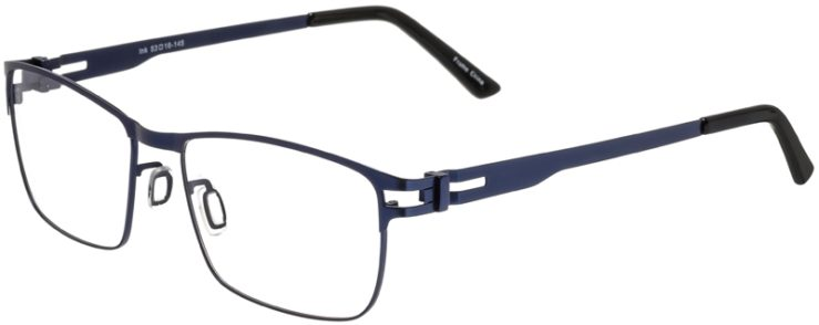 Prescription Glasses Model Art325-Ink-45