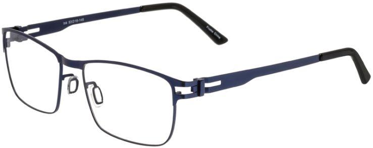 Prescription Glasses Model Art325-Ink-45