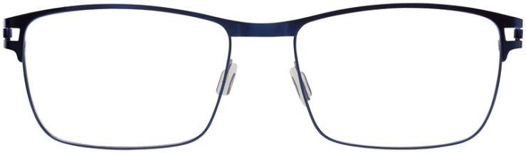 Prescription Glasses Model Art325-Ink-FRONT
