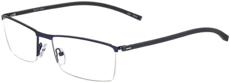 Prescription Glasses Model DC151-Ink-45