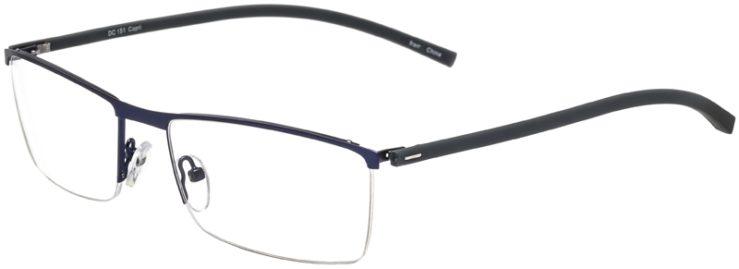 Prescription Glasses Model DC151-Ink-45