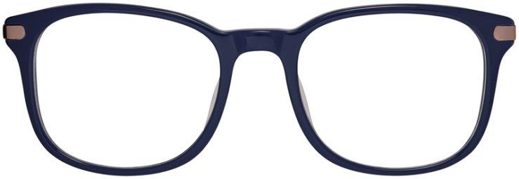 Prescription Glasses Model DC154-Blue-FRONT