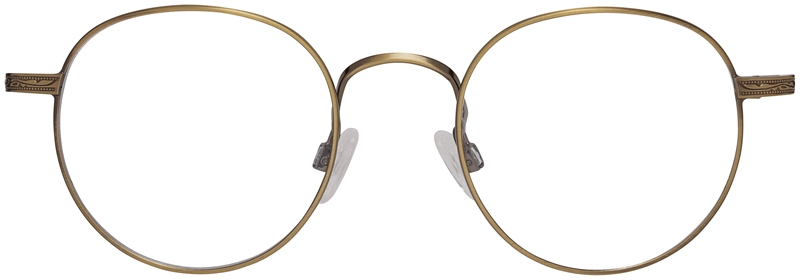 Buy Prescription Glasses Model DC155-Antique Gold