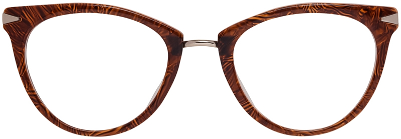 Buy Prescription Glasses Model DC156-BrownGold