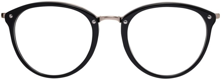Prescription Glasses Model DC320-Black-FRONT