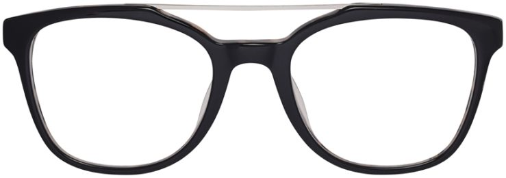 Prescription Glasses Model DC321-Black-FRONT