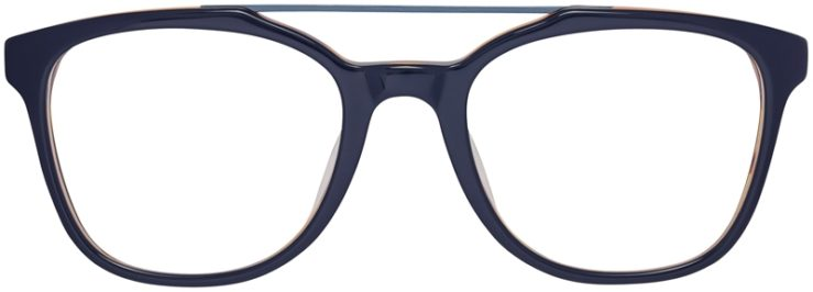Prescription Glasses Model DC321-Blue-FRONT