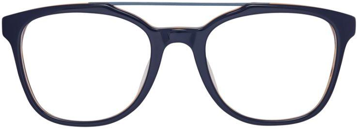 Prescription Glasses Model DC321-Blue-FRONT