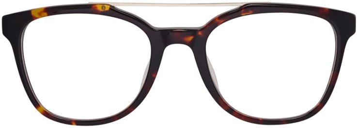 Prescription Glasses Model DC321-Tortoise-FRONT
