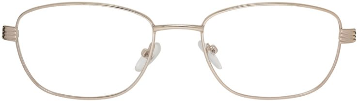 Prescription Glasses Model PT90-Gold-FRONT