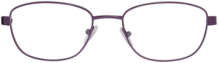 Prescription Glasses Model PT90-Purple-FRONT