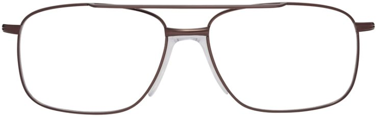 Prescription Glasses Model PT91-Brown-FRONT