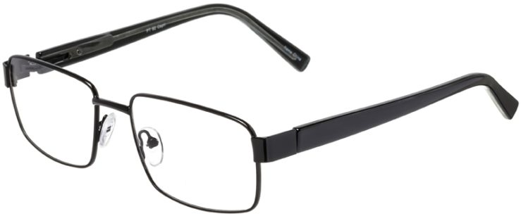 Prescription Glasses Model PT92-Black-45