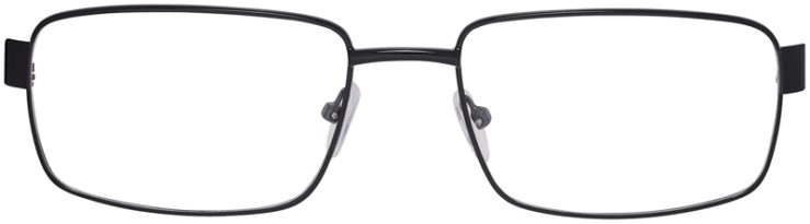 Prescription Glasses Model PT92-Black-FRONT