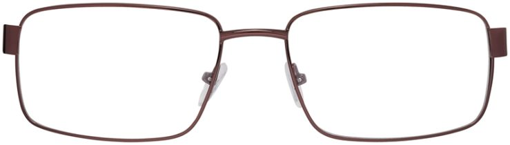 Prescription Glasses Model PT92-Brown-FRONT