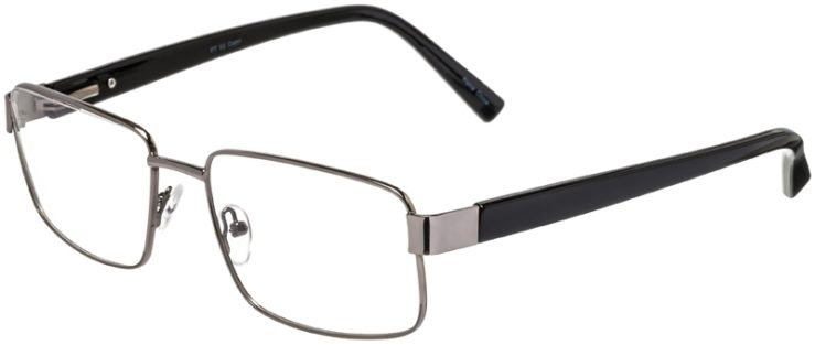 Prescription Glasses Model PT92-Gunmetal-45