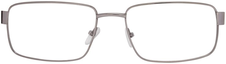 Prescription Glasses Model PT92-Gunmetal-FRONT