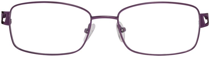 Prescription Glasses Model PT93-Purple-FRONT