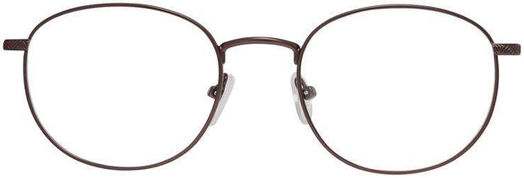 Prescription Glasses Model PT94-Brown-FRONT