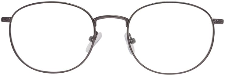 Prescription Glasses Model PT94-Gunmetal-FRONT