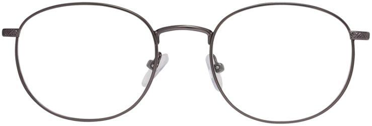 Prescription Glasses Model PT94-Gunmetal-FRONT
