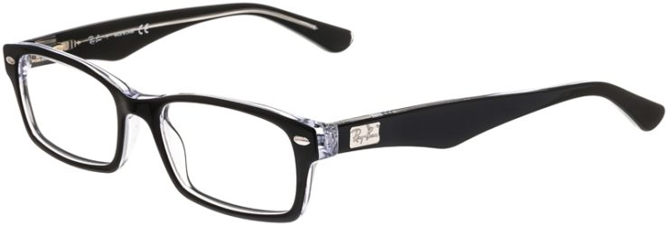 Ray-Ban Prescription Glasses Model RB5206-2034-45