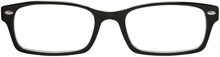 Ray-Ban Prescription Glasses Model RB5206-2034-FRONT