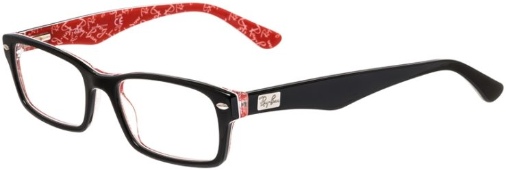 Ray-Ban Prescription Glasses Model RB5206-2479-45
