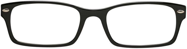 Ray-Ban Prescription Glasses Model RB5206-2479-FRONT