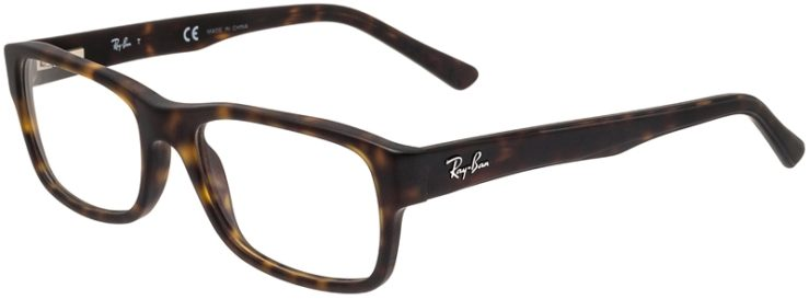 Ray-Ban Prescription Glasses Model RB5268-5211-45