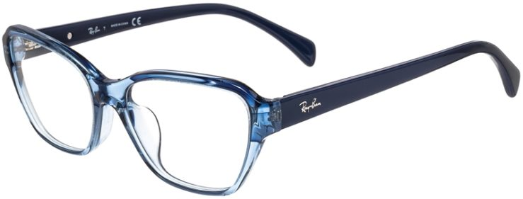Ray-Ban Prescription Glasses Model RB5431F-5572-45