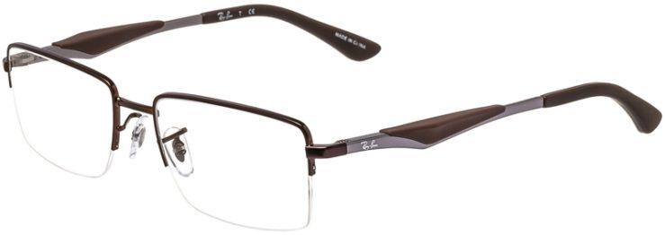 Ray-Ban Prescription Glasses Model rb6285-2758-45