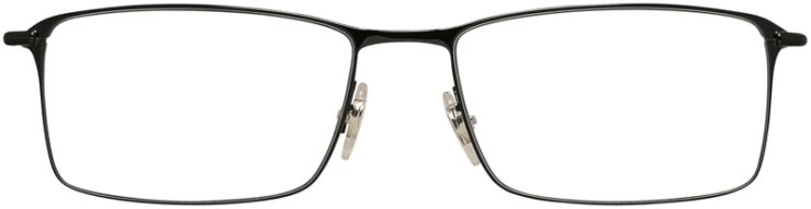Ray-Ban Prescription Glasses Model rb6290-2509-FRONT