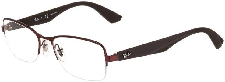 Ray-Ban Prescription Glasses Model RB6309-2818-45