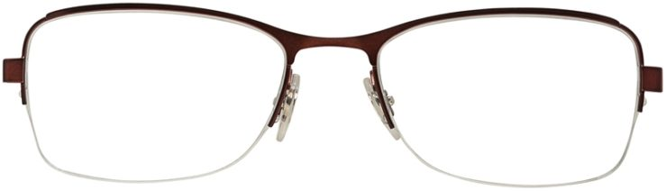 Ray-Ban Prescription Glasses Model RB6309-2818-FRONT