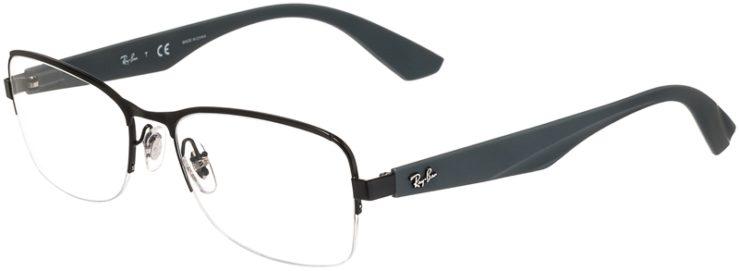 Ray-Ban Prescription Glasses Model RB6309-2822-45