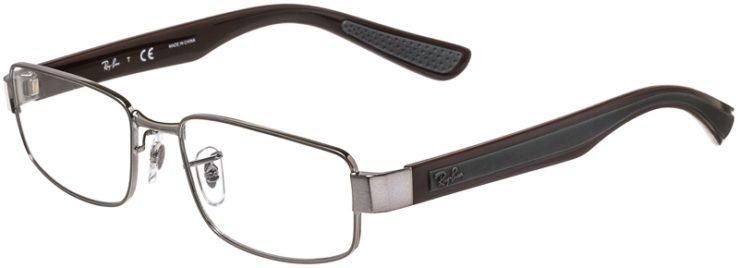 Ray-Ban Prescription Glasses Model RB6318-2840-45