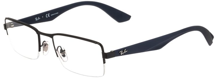 Ray-Ban Prescription Glasses Model RB6331-2503-45