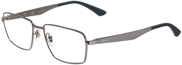 Ray-Ban Prescription Glasses Model RB6334-2853-45