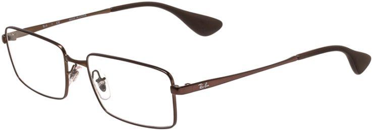 Ray-Ban Prescription Glasses Model RB6337M-2758-45
