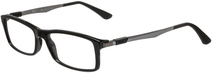 Ray-Ban Prescription Glasses Model RB7017-2000-45