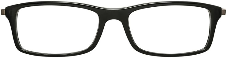 Ray-Ban Prescription Glasses Model RB7017-2000-FRONT