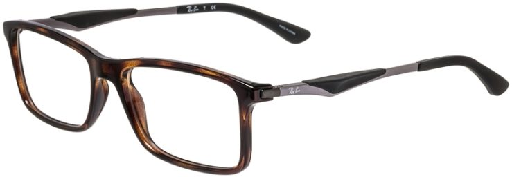 Ray-Ban Prescription Glasses Model RB7023-2012-45