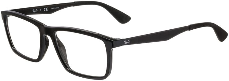 Ray-Ban Prescription Glasses Model RB7056-2000-45