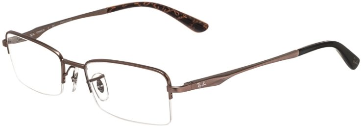 Ray-Ban Prescription Glasses Model RB8692-1107-45