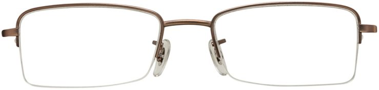 Ray-Ban Prescription Glasses Model RB8692-1107-FRONT