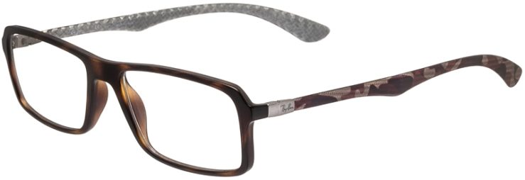 Ray-Ban Prescription Glasses Model RB8902-5479-45
