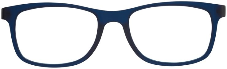 Prescription Glasses Model SplitA-BlueBlack-FRONT
