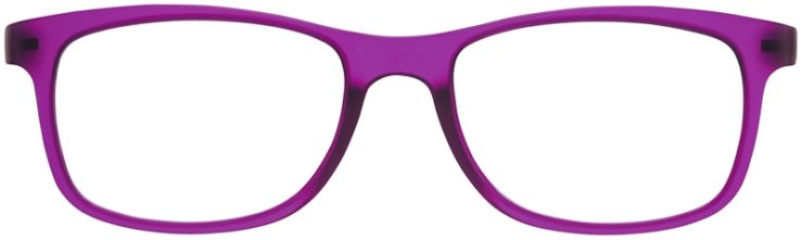 Prescription Glasses Model SplitA-Purple-FRONT